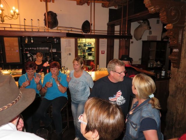 Wangerland Party